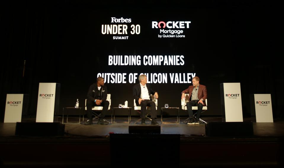 Under 30 Summit in Detroit