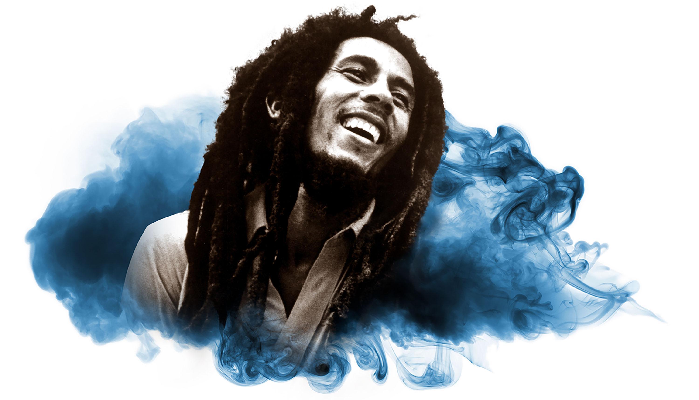 #5: Bob Marley