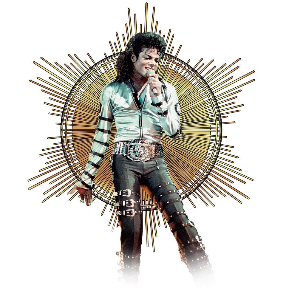 #1: Michael Jackson