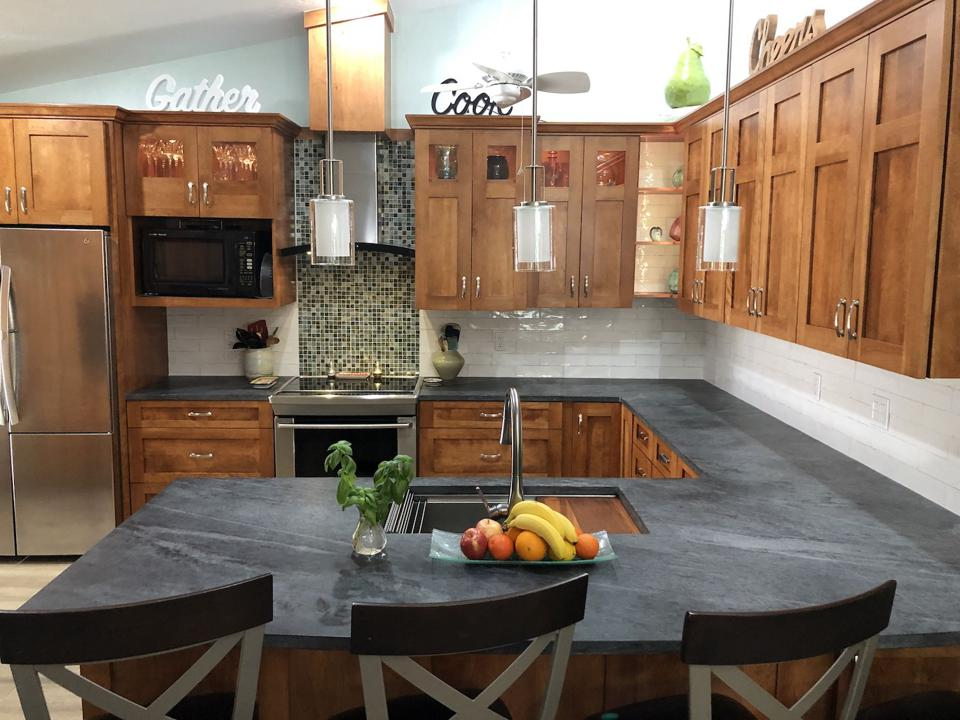 Kitchen Countertops And Sinks