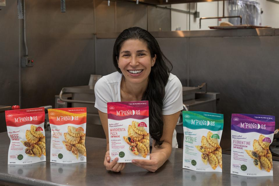 Margarita Womack the founder of Mpanadas shares her business advice.