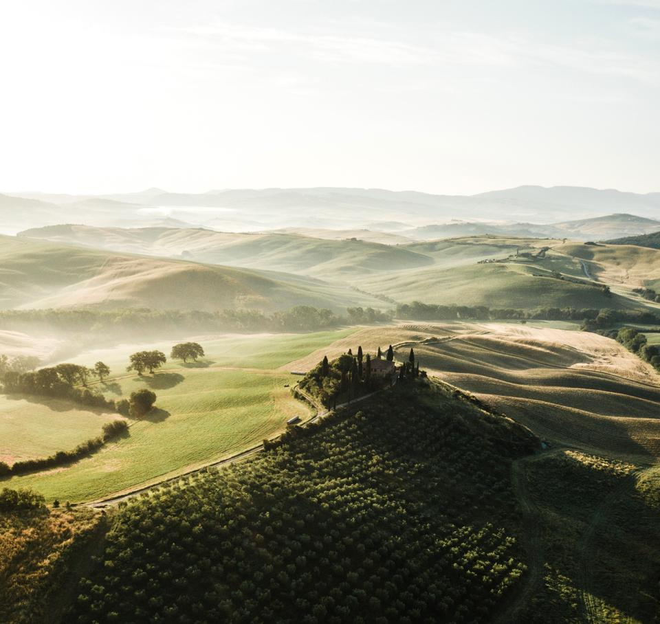 A Gourmand's Guide To Tuscany By Lucini Italia