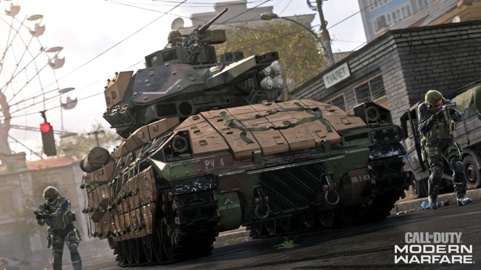 We Still Have No Idea What's In Today's Huge 'Call Of Duty: Modern Warfare' Patch 1.05 Update