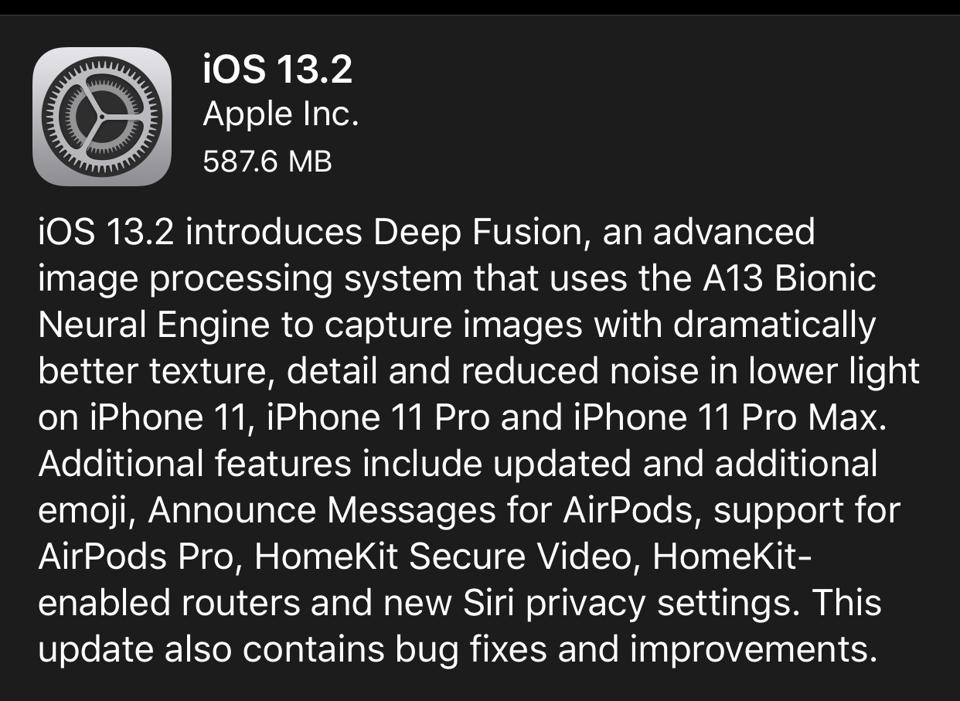 Apple Ios 132 Now Live Major Update With New Emoji Deep