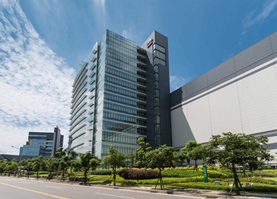 TSMC Headquarters.