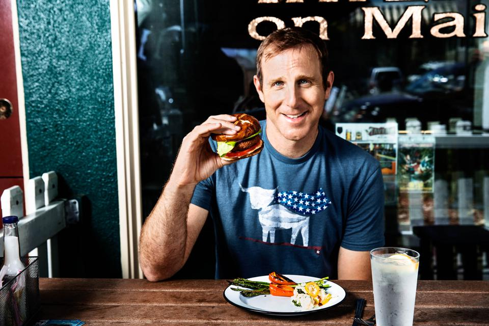 Beyond Meat CEO Ethan Brown