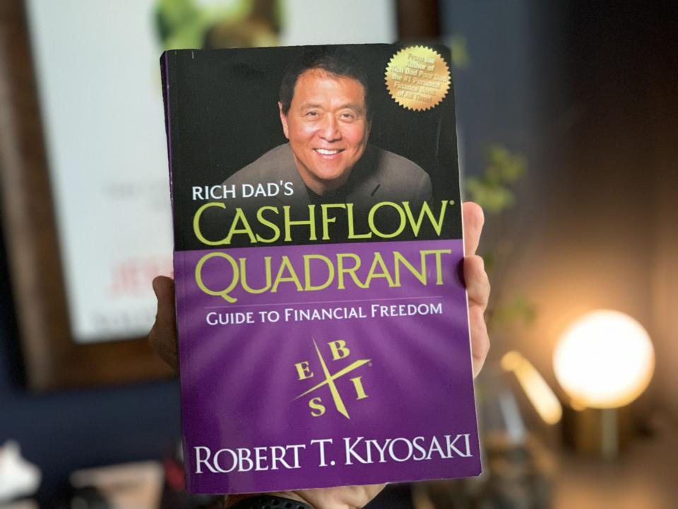 My Personal Journey From Poor To Rich Using Robert Kiyosaki's Cashflow Quadrant