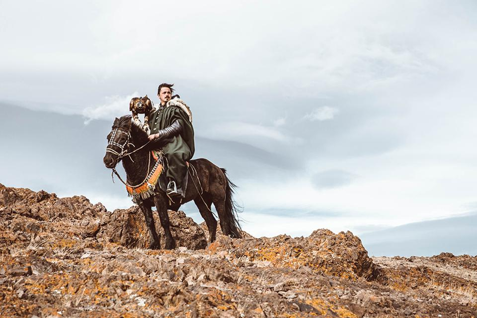 Want To Immerse Yourself With Mongolia's Eagle Hunters? This Is The Adventurer To Know