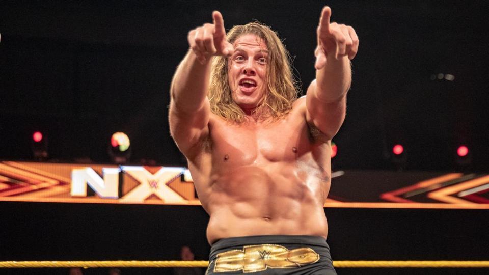 WWE NXT: Matt Riddle