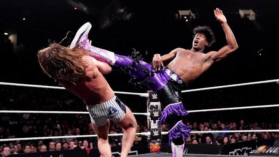 WWE NXT: Matt Riddle vs. Velveteen Dream