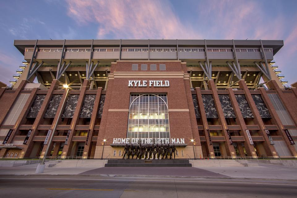 Kansas City architecture Kyle Field