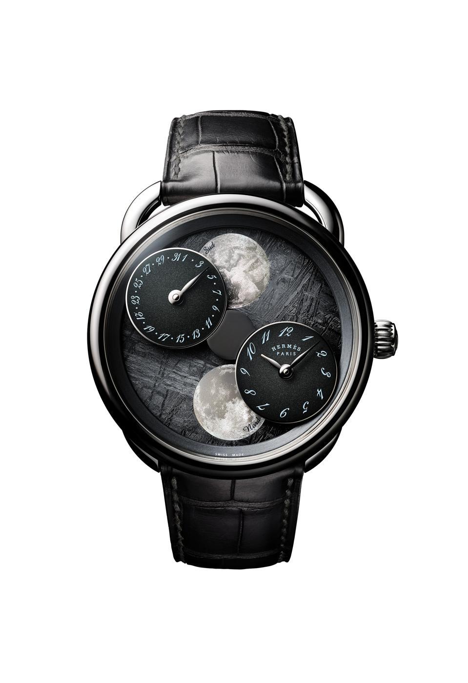 Hermès Arceau L'Heure de la Lune Only Watch