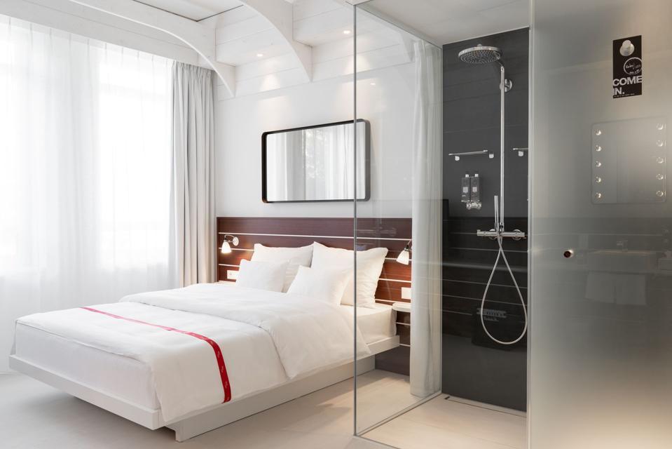 Room at the Ruby Lotti Hotel, Hamburg