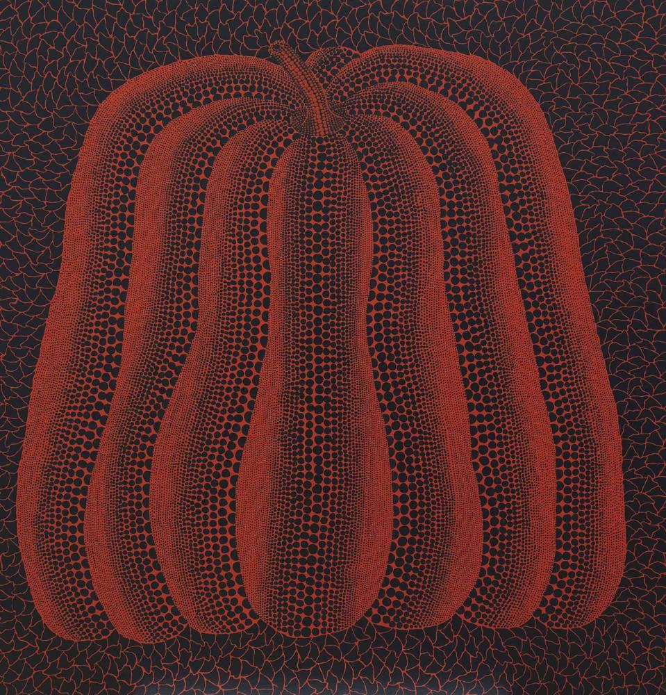 Yayoi Kusama's Pumpkin A/ABC