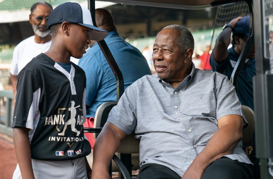 Amateur, Major League Baseball, MLB, USA Baseball, Hank Aaron