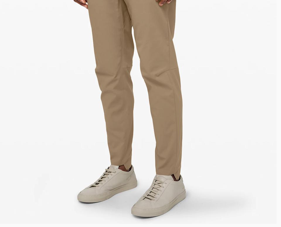 man in pants