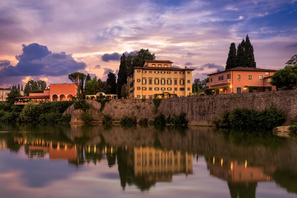 Villa La Massa Florence Italy