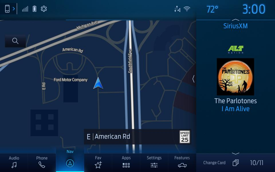 New Ford Vehicles To Get Sync 4 Infotainment And Ota Updates From 2020