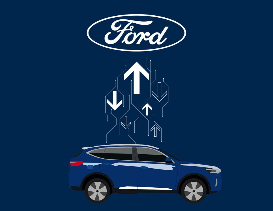 New Ford vehicles launched from 2020 on will have full OTA software update capability