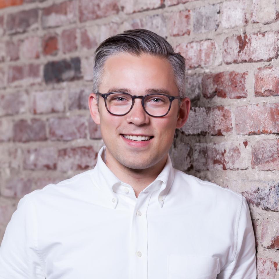 Particle CEO Zach Supalla