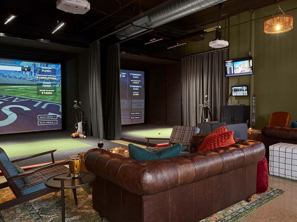 Topgolf Swing Suite at Graduate Eugene