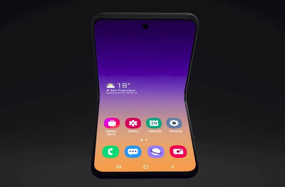 Samsung Galaxy Fold 2, Samsung new folding smartphone,