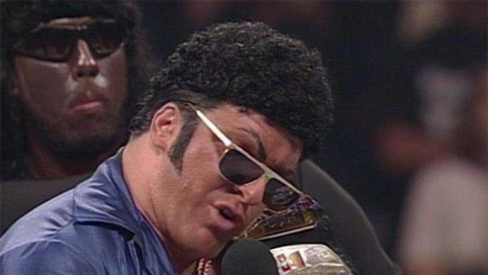 Jordan Myles, And WWE's Uncomfortable History With Blackface