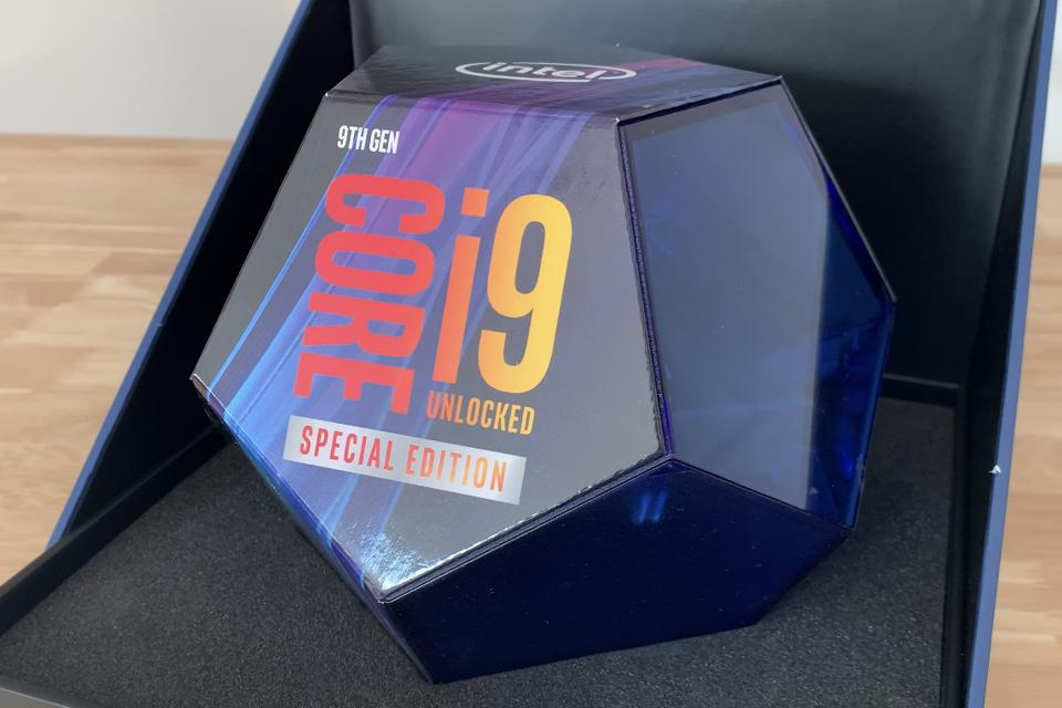 Intel's Core i9-9900KS is slated to retail for around $513