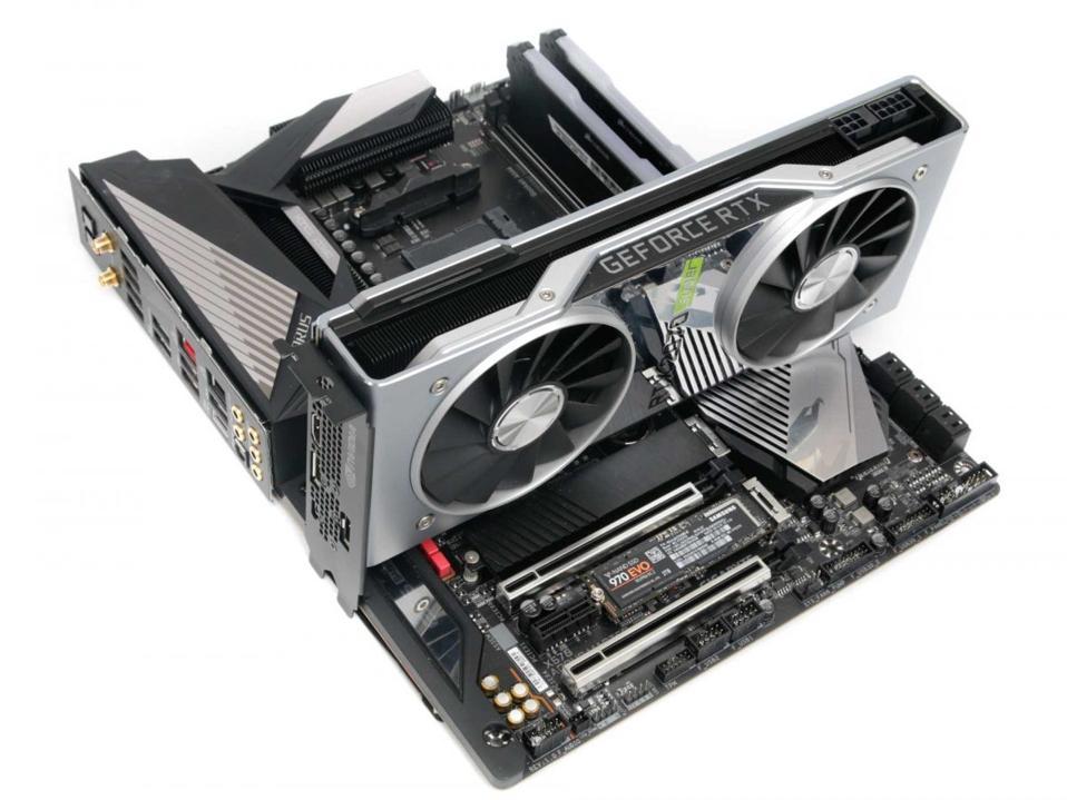 CPU test system