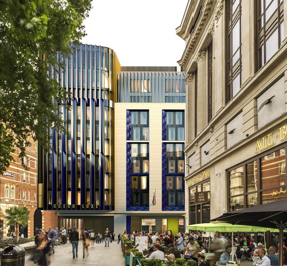 The Londoner A Super Boutique In Leicester Square