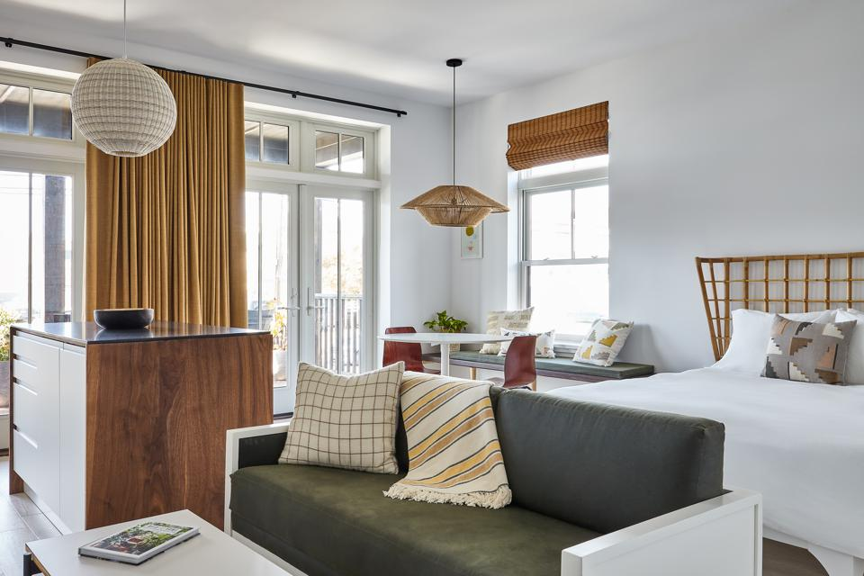 Lokal Hotel in Cape May, New Jersey.