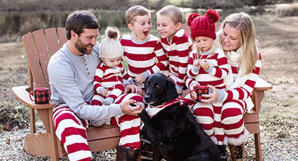 Burt's Bees Family Pajamas