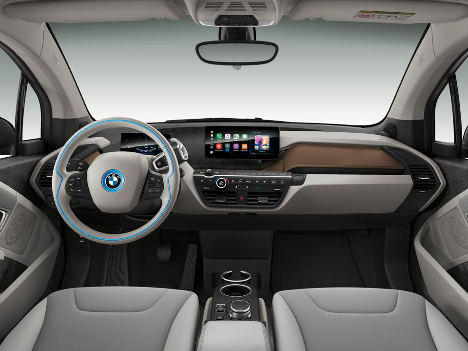 2019 Bmw I3 Sport Test Drive And Review Extroverted Ev