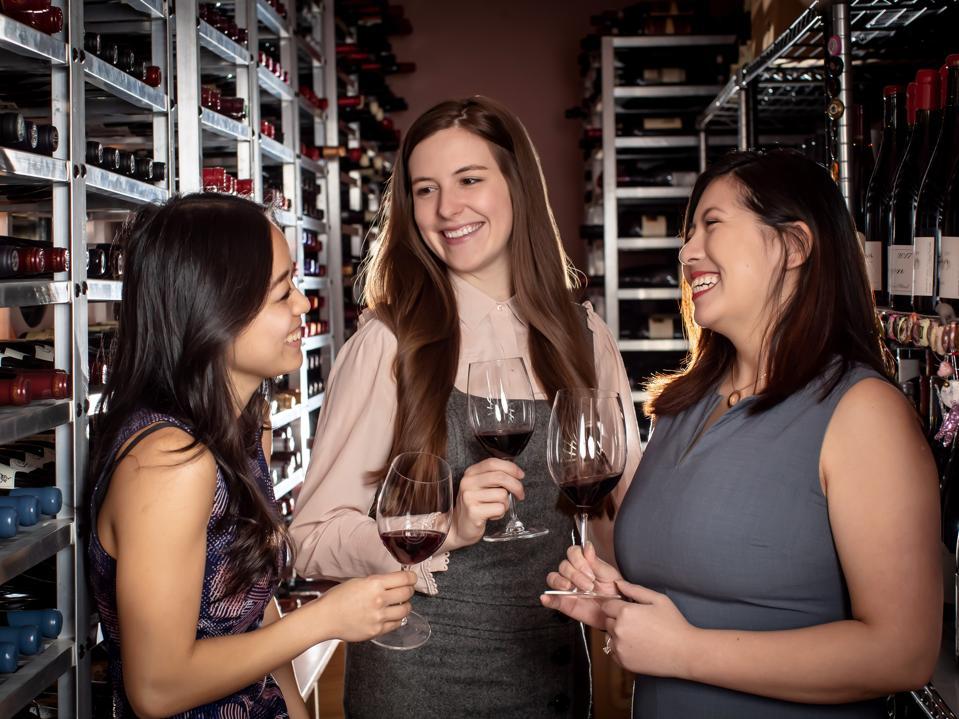 women in wine, wine education, wine industry