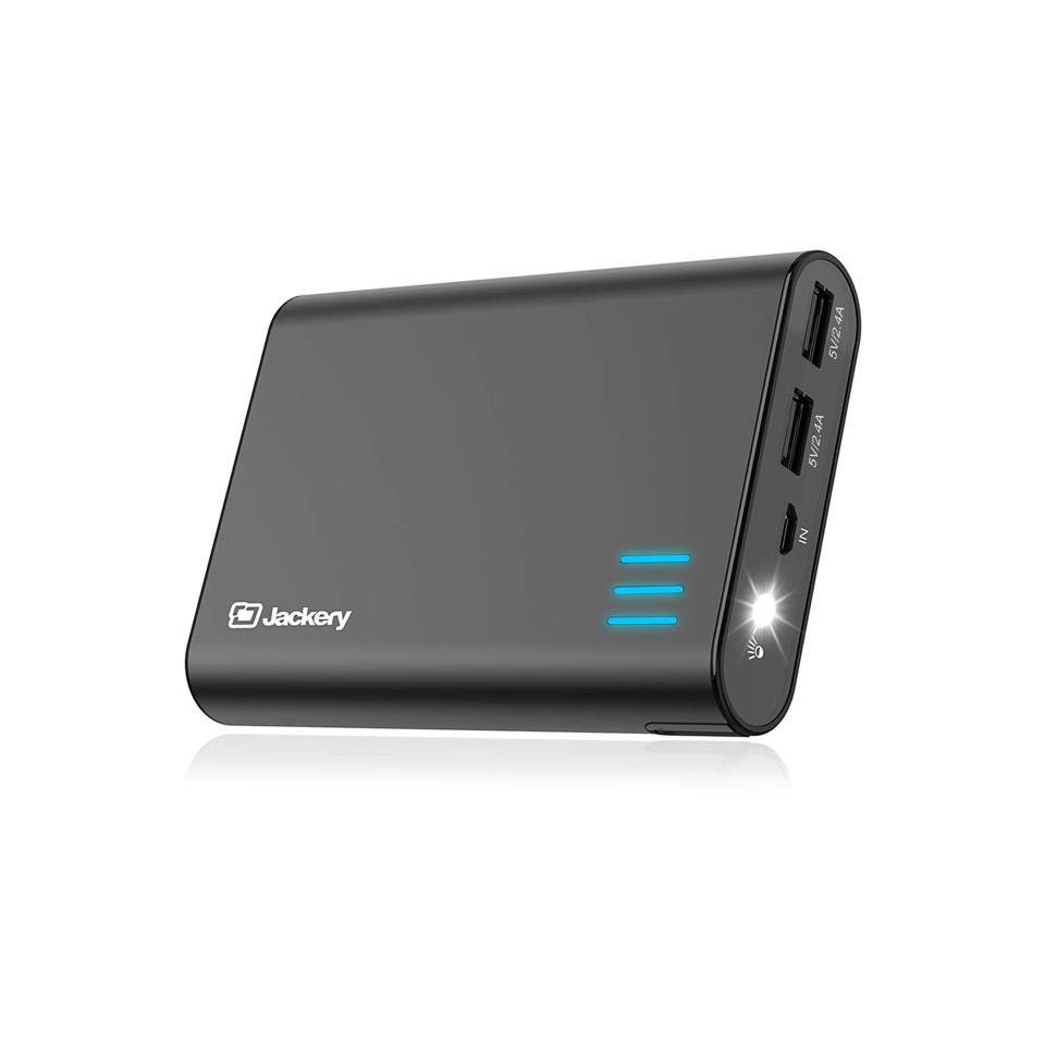 Jackery Portable Charger Giant+ 12000mAh