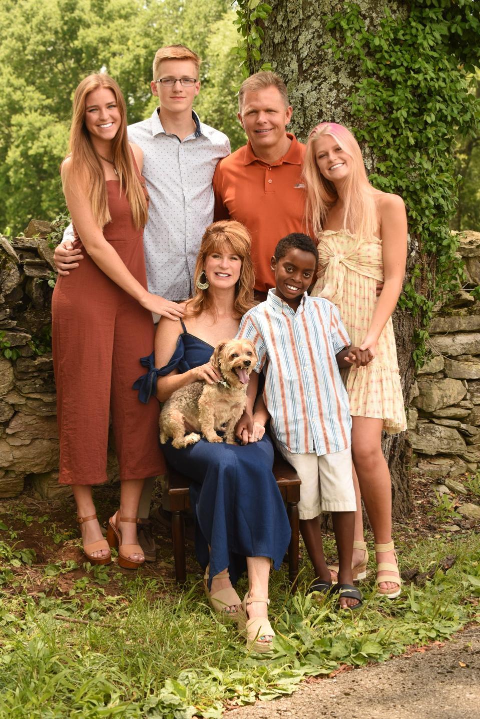 Wegner family