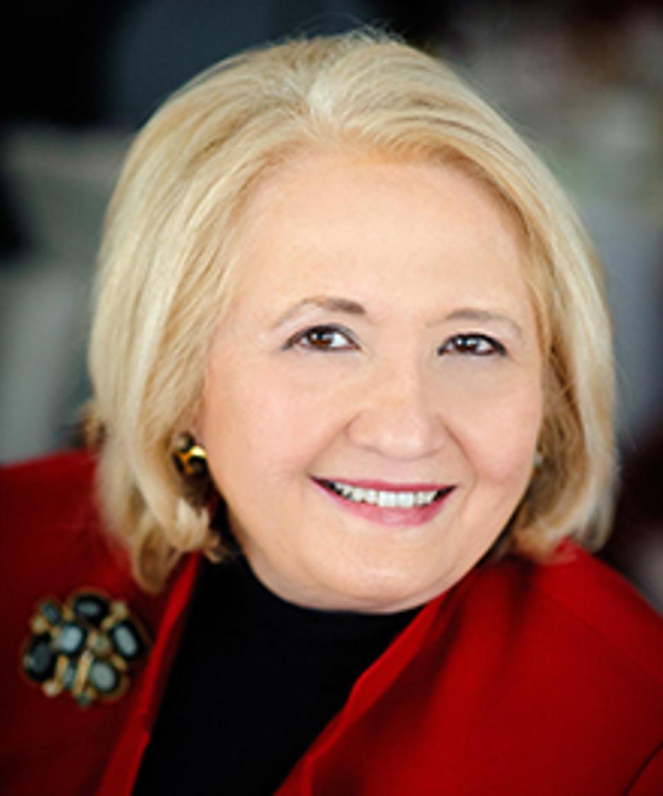 Melanne-Verveer, Georgetown U. Institute of Women, Peace and Security