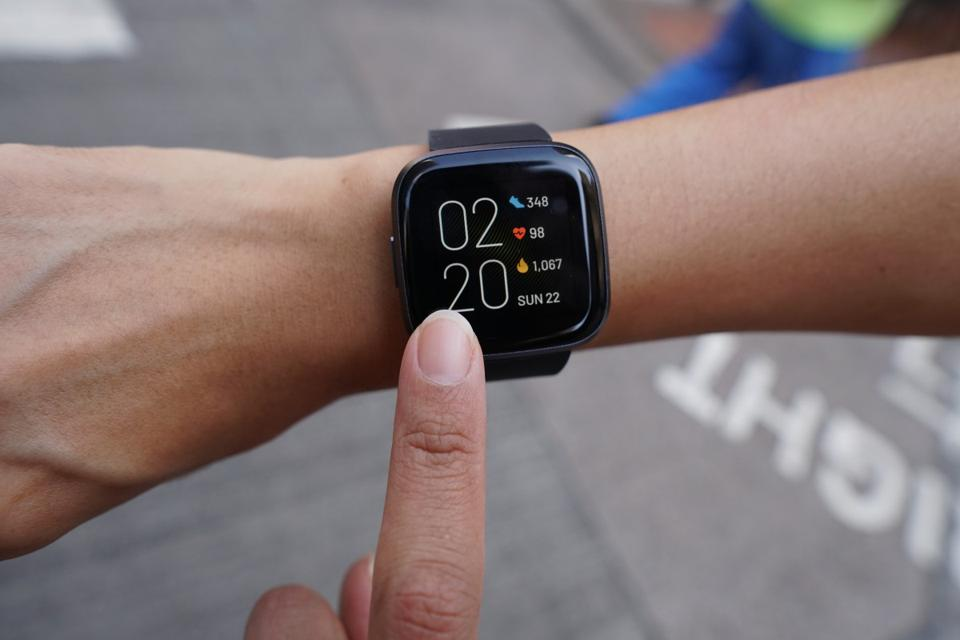 Fitbit's latest smartwatch