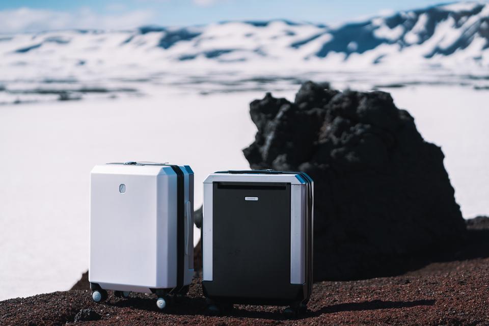 Phoenx modular suitcase