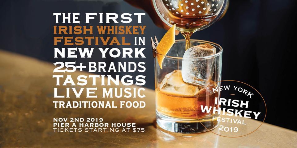 NY Irish Whiskey Festival Ad