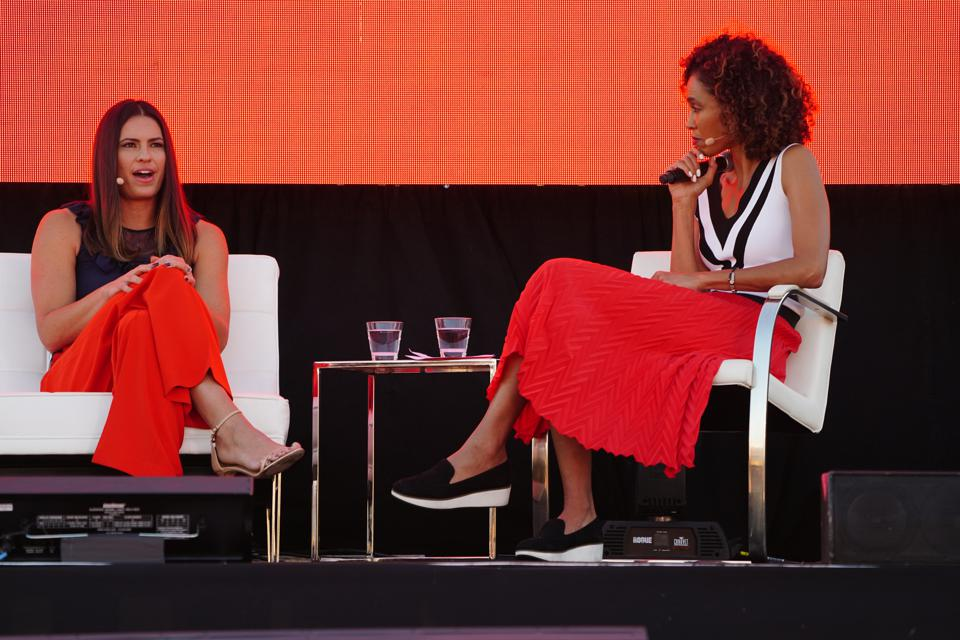 espnW: Women + Sports Summit - October 21, 2019