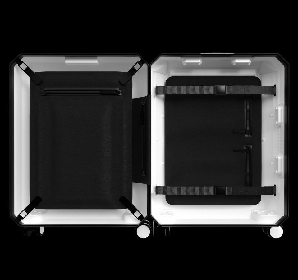 Modular suitcase