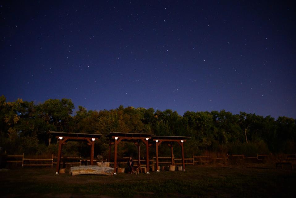 refuge ″new mexico″ stars dark sky