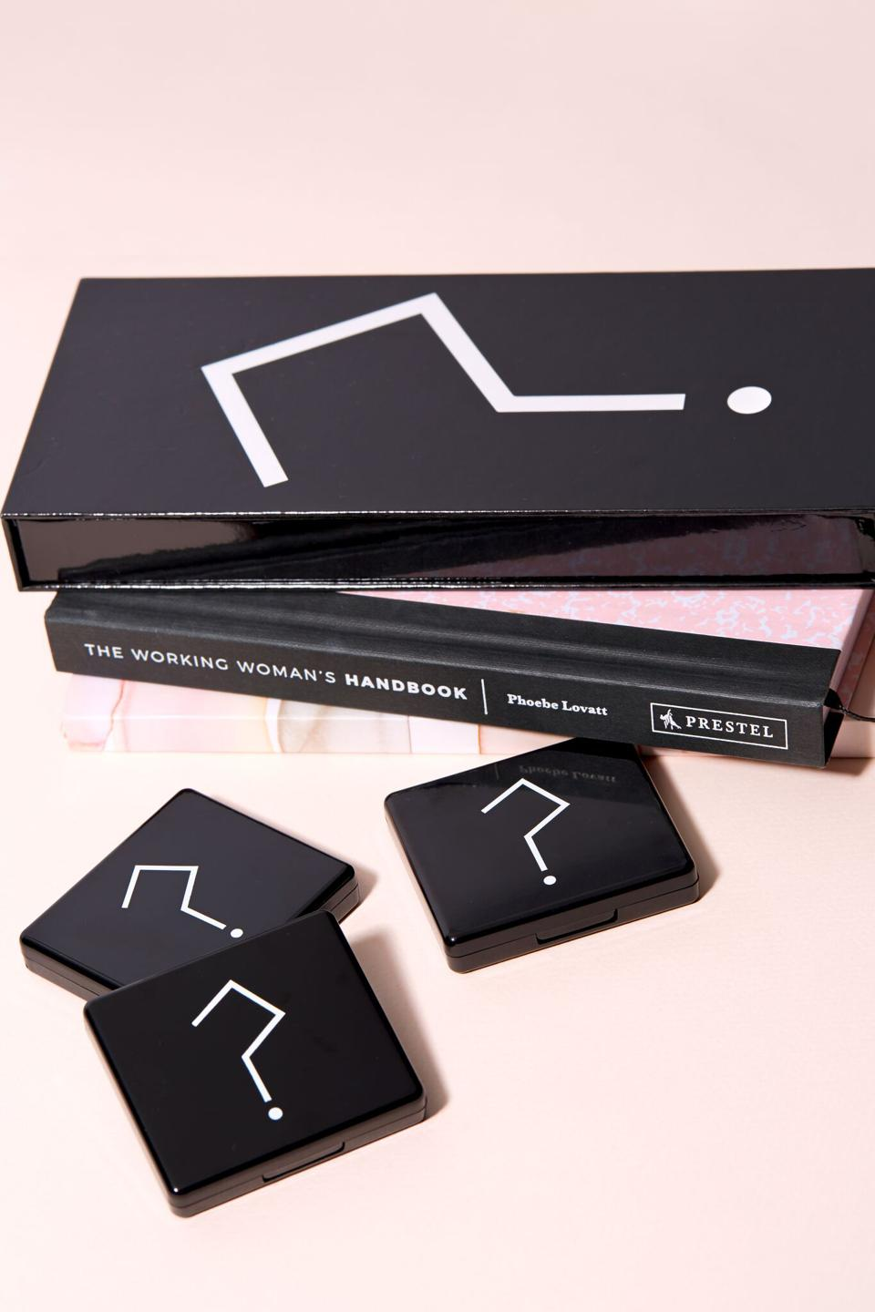 Y Cosmetics Eyeshadow Palette. Empowers users to question the status quo and ask themselves WHY