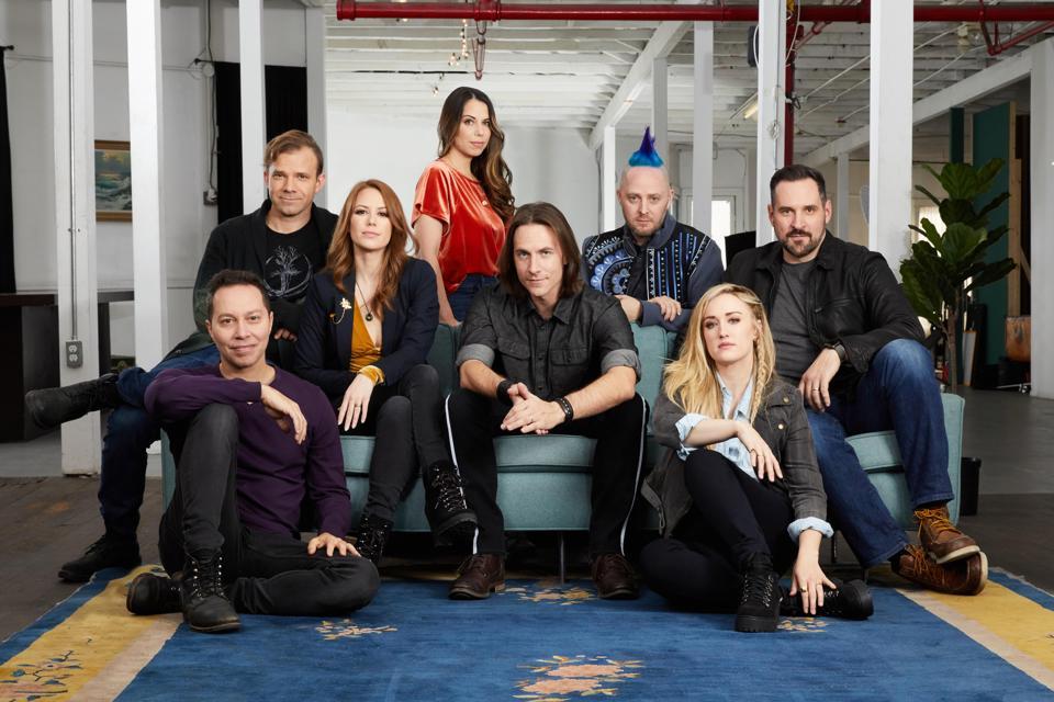 Critical Role cast photo 2019