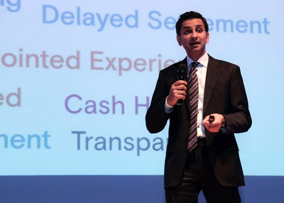 Hassan Malik, CEO, Cloudasset, P3, Michal Gromek