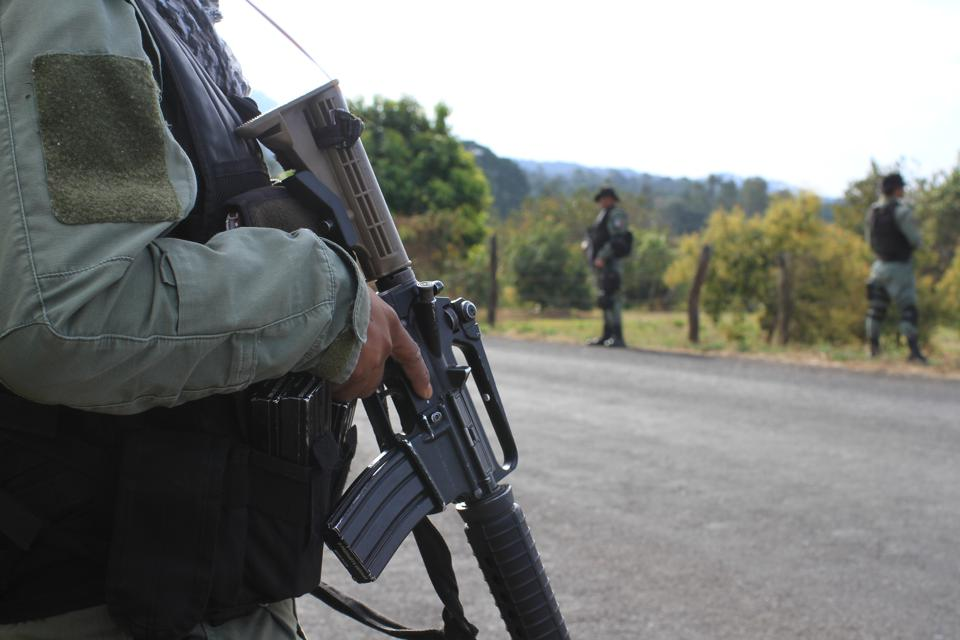 Mexico Needs A New Strategy For Fighting Crime