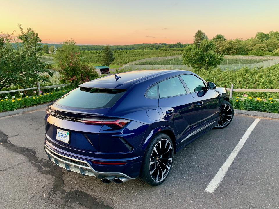 The Lamborghini Urus Is The Fastest Way To Take The Family On A Trip Down Memory Lane