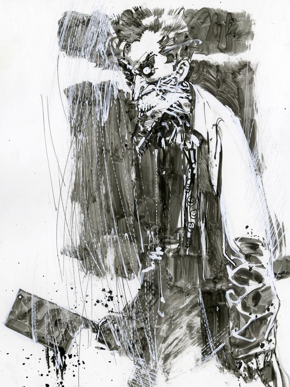 Sienkiewicz Joker