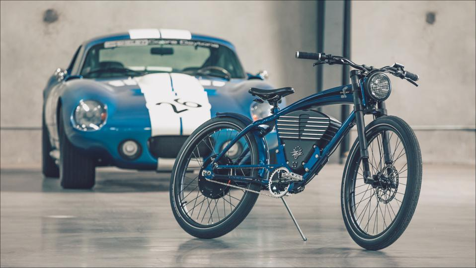 Vintage Electric Shelby Edition,